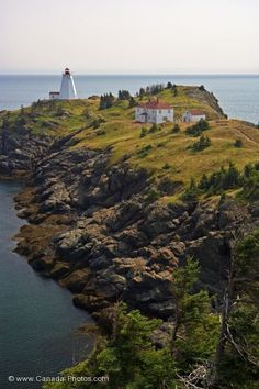 Swallowtail Lighthouse Grand Manan New Brunswick