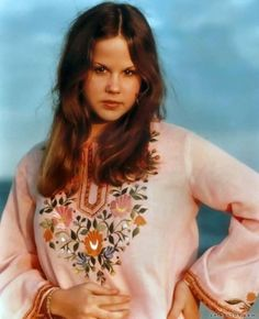 Linda Blair: Best known in the 70s for starring in The Exorcist (1973) and The Exorcist II: The Heretic (1977) playing troubled teens in TV movies like Born Innocent (1974) and Sarah T. – Portrait of a Teenage Alcoholic (1975).