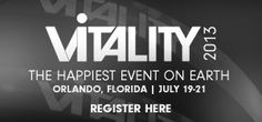 Upcoming ViSalus Events: VITALITY OMG I'M GOING, ARE YOU???