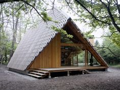Y - Hutte - Kengo Kuma and Associates