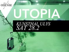 New art gallery & space travel music. Kunsthal Ulys opens with a vernissage for the exhibition Utopia. #kunsthalulys #viadukt #circuitodyssey #utopia #LarsMikkes #ulys #odense #thisisodense #mitodense Read more: http://www.thisisodense.dk/en/18340/new-art-gallery-spacetravel-music