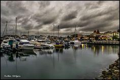 Clam before the Storm, Mindarie Keys Marina