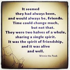 One of my favorite quotes. Winnie the Pooh! Winnie The Pooh Quotes, Winnie The Pooh Friends, Favorite Quotes, Best Quotes, Quick Quotes, Famous Quotes, Quotes To Live By, Life Quotes, Youre My Person