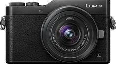 Just added to Digital Cameras on Best Buy : Panasonic - Lumix GX850 Mirrorless Camera with 12-32mm Lens - Black