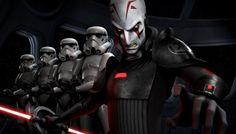 STAR WARS REBELS: El Inquisidor Imperial, el cazador de jedi del imperio