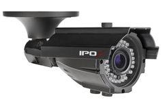 Kamera IPOX PX700E | Kamery tubowe -----------------------  Sony Effio-E 650/700TVL #cctv #camera #ipox Sony, Electronics, Design, Consumer Electronics