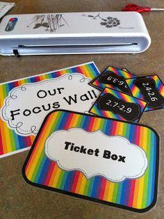 Creative Lesson Cafe: Classroom Decor Ideas
