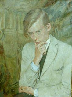 Louis-Sparre. David, 1921