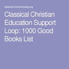 can education be classical and christian essay Classical conversations can help, however our transcript service, academicrecordsnet, provides transcripts, medical records, and resume information in a professionally formatted report to print for your records or e-mail for college admissions or scholarship providers.