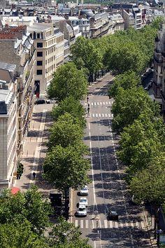 Avenue d'Iena, Paris XVI