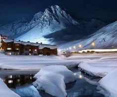 The stunning French Alps, France