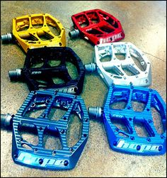 Hope Technology F20 Flat Pedals
