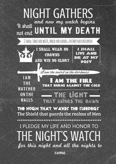 The Night's Watch.