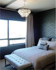 Simple Elegance - Contemporary - Bedroom - Images by Design Matters Modern Bedroom, Bedroom Design, Luxurious Bedrooms, Contemporary Bedroom Design, Master Bedroom Lighting, Discount Bedroom Furniture, Bedroom Decor, Home Decor, Eclectic Bedroom