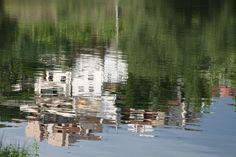 Reflexo(s)... // Amarante: rio Tâmega 2008 junho // Fto Olh 01 030 reflexo(s) 20080813