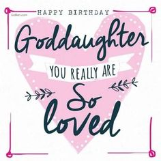 Happy Birthday Goddaughter Quotes Awesome 55 Beautiful Birthday Wishes for Goddaughter – Best Birthday – Quotes Ideas Happy Birthday Prayer, Happy Birthday Wishes Cards, Birthday Wishes Quotes, Happy Birthday Images, Birthday Cards, Happy Birthdays, Birthday Greetings, Birthday Ideas, Beautiful Birthday Wishes