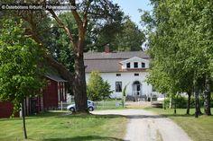 Kuddnäs, Nykarleby - Uusikaarlepyy Finland, Mansions, House Styles, Beautiful, Home Decor, Decoration Home, Room Decor, Villas, Interior Design