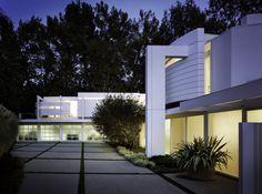 Friesen House – Richard Meier & Partners Architects