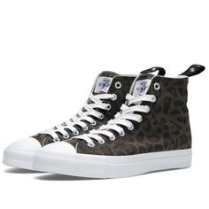 Wtaps leopard sneakers