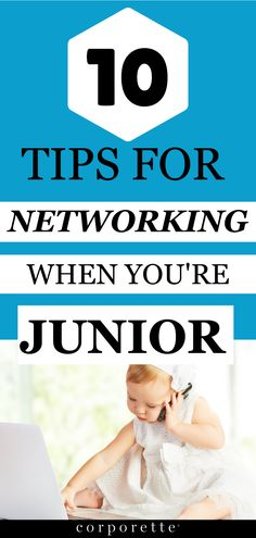 If you're really junior in your career, how can you network with people who you admire who are leaders in the field? Are you wasting their time if you're still building your network? Can you find a mentor or sponsor through this kind of networking? These are our best tips on how to network when you're junior, including how to ask that VIP at your company or even a VIP professor out to lunch or coffee -- and how to keep that connection and use it to grow your network. #corporette…