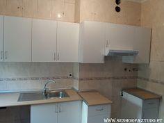 SENHOR FAZ TUDO - Faz tudo pelo seu lar !®: Montagem de uma cozinha Basic Leroy Merlin no Catu...
