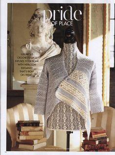 annadrianna — «Vogue Knitting Crochet 2013» на Яндекс.Фотках