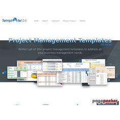 Project Management Templates Bundle - Template124.com  #BikeRiding #EatHealthyQuotes #Exercise #GetOutAndRun #Health #HealthyMeals #HealthyRecipes #LiveLonger #LoseWeight #LoseWeightInAWeek #WeightLoss http://ift.tt/2ty0OzO