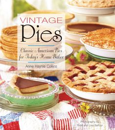 These classic pies date back to the turn of the century when American's were eating pie for dessert like it was a national past time.