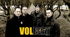 13 Best Volbeat images in 2012 | Music, Band, Hard rock