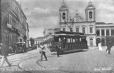 Rua da Fundição – Década de 1900