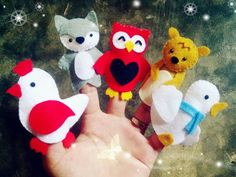 Animals @18.000,00 / paket isi 5 boneka
