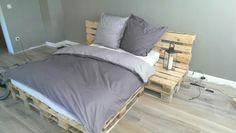 Diy Paletten Bett