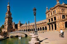 Plaza de España, Sevilla