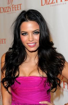 Jenna Dewan - Tatum (1980)- another hair inspiration... maybe if I snag her hair, her hubby will snag ME! LOL! ;)