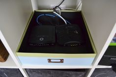 How to Hide A Modem and Router | Living Well on the Cheap