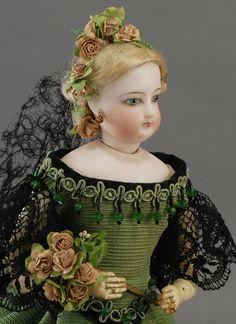 François Gaultier- fashion doll - 1860