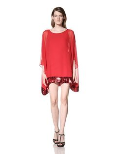 fcb104e720 Spicy Swim Cover-Up w a Red Swimsuit
