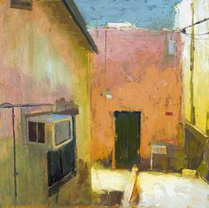 William Wray: Backdoor 24x24