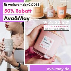 Ava & May Rabattcodes 40% Gutschein FG, 50% Code bis 60% Rabatt Hello Body, Soap, Coding, New City, Physical Fitness, Bottle, Physics, Personal Care, Instagram