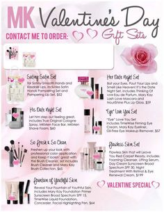 Mary Kay Valentine's Day #marykay #valentinesday for the perfect gift email me at Shenetg@marykay.com or shop at www.marykay.com/Shenetg