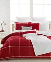 Lacoste Cambon Comforter and Duvet Cover Set