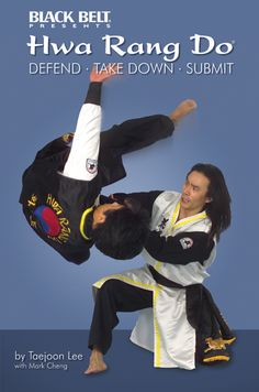 Hwa Rang Do: Defend, Take Down, Submit by Tatejoon Lee and Mark Cheng presents a comprehensive technical analysis and history of the Korean martial art, complete with archival photographs and artwork. Includes strikes, joint techniques, throwing, grappling and submissions! #blackbeltmagazine