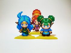 Decorativo Triforce Goddesses - The Legend of Zelda. Acesse http://fun-bit.lojaintegrada.com.br/