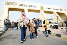 إنهاء إجراءات سفر 528 راكبا إلى ليبيا ووصول 278 آخرين عبر منفذ السلوم