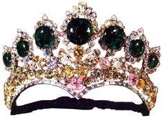 Farha's favorite tiara.
