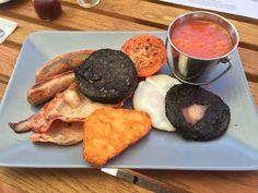 Poms Kitchen and Deli Full English, (Lichfield)