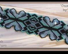 BP-BR-131 2016 001 Sizzling Summer Brick Stitch by TrinityDJ