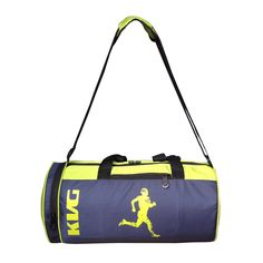 44eda75e231b Buy KVG Multi Color Gym Bag Online at Low prices in India on Winsant
