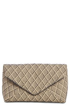 edd66835d621 Find and compare Dries Van Noten Woven Envelope Clutch across the world's  leading online stores! Darya · Women's Designer Clutch Bags