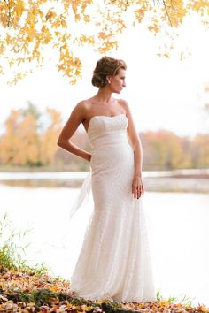 Wedding Dress: Mikaella Bridal